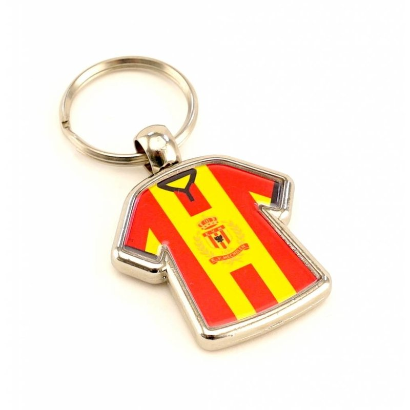 Topfanz Shirt key ring KV Mechelen