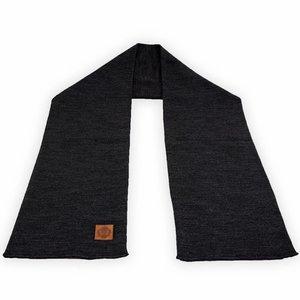 Business scarf - dark gray