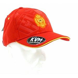 Cap red - Logo