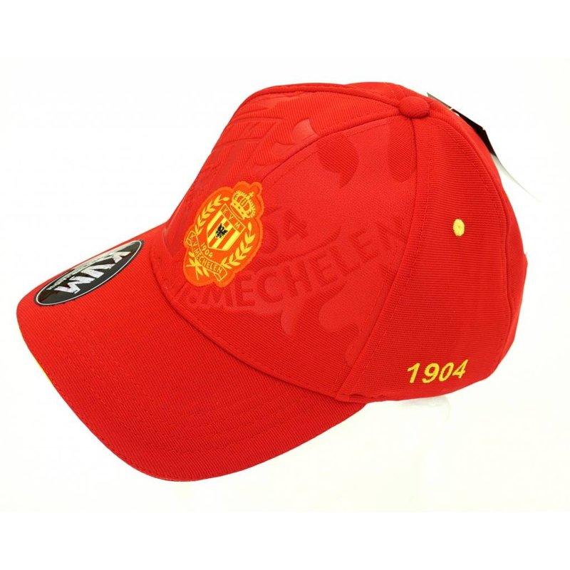 Topfanz Cap red - Logo