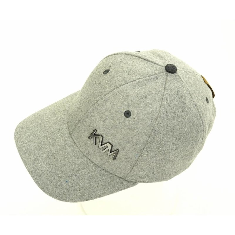 Topfanz Cap winter - grey - KV Mechelen