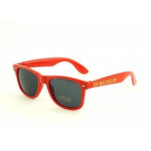 Zonnebril rood