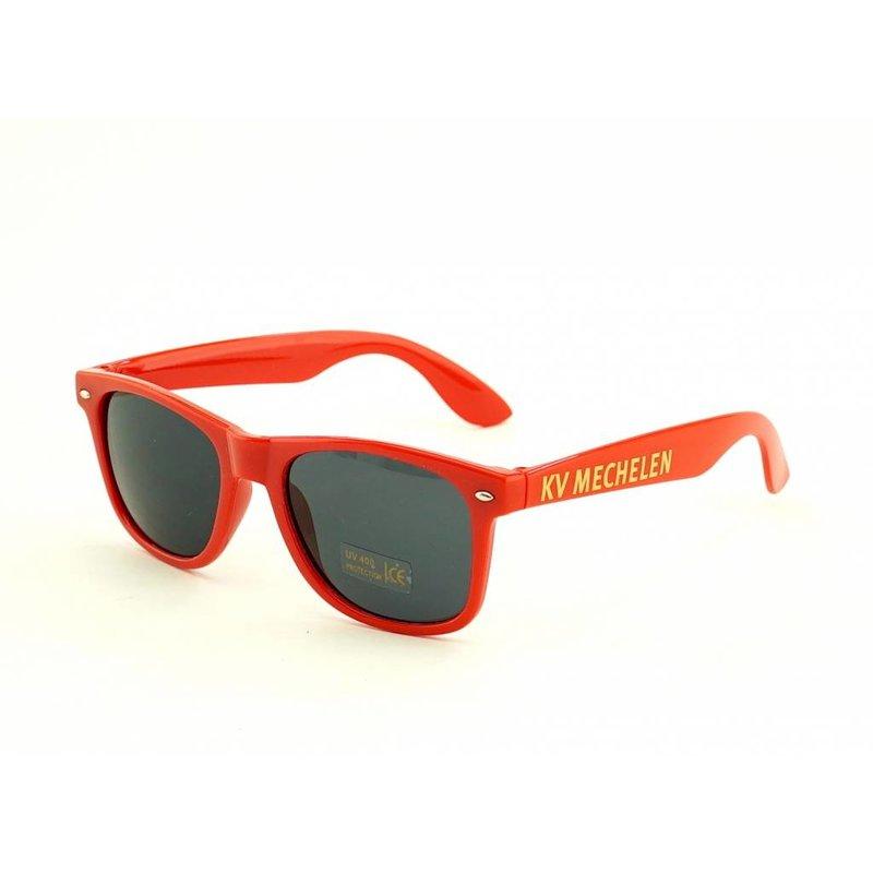 Topfanz Zonnebril rood