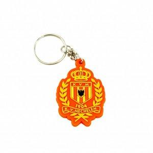 Porte-clés pvc logo - KVM