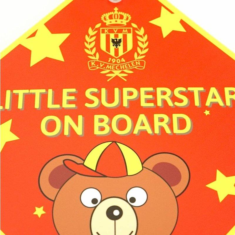 Topfanz Baby On Board -  KV Mechelenpy