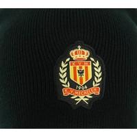 Topfanz Black beanie kids - KV Mechelen
