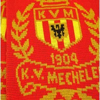 Topfanz Echarpe jacquard rouge - FC Maline