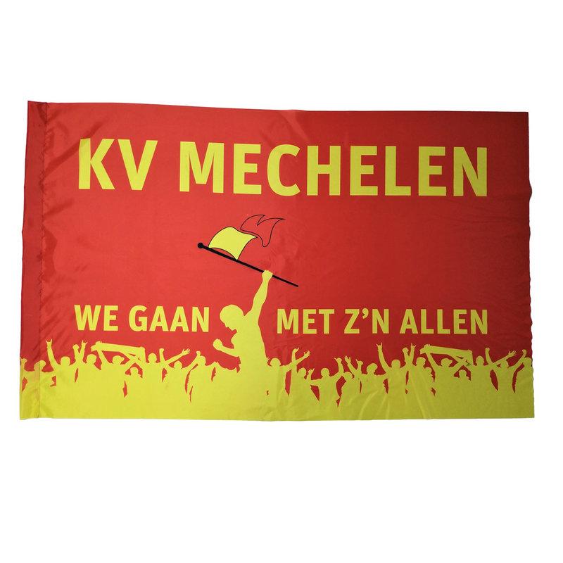 Topfanz Flag We gaan met z'n allen