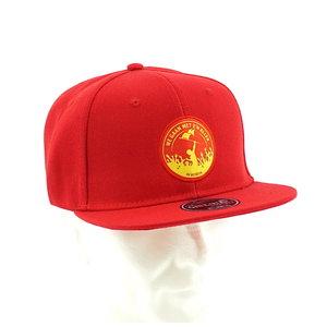Red cap We gaan met z'n allen