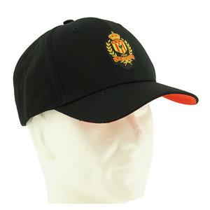 Pet zwart en rood - logo