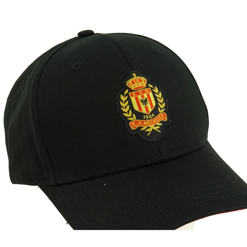Topfanz Cap black logo