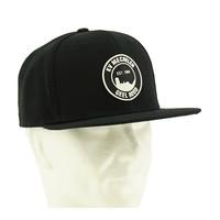 Topfanz Snap back noir logo silicone patch