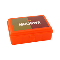 Topfanz Lunch box red Malinwa industrial
