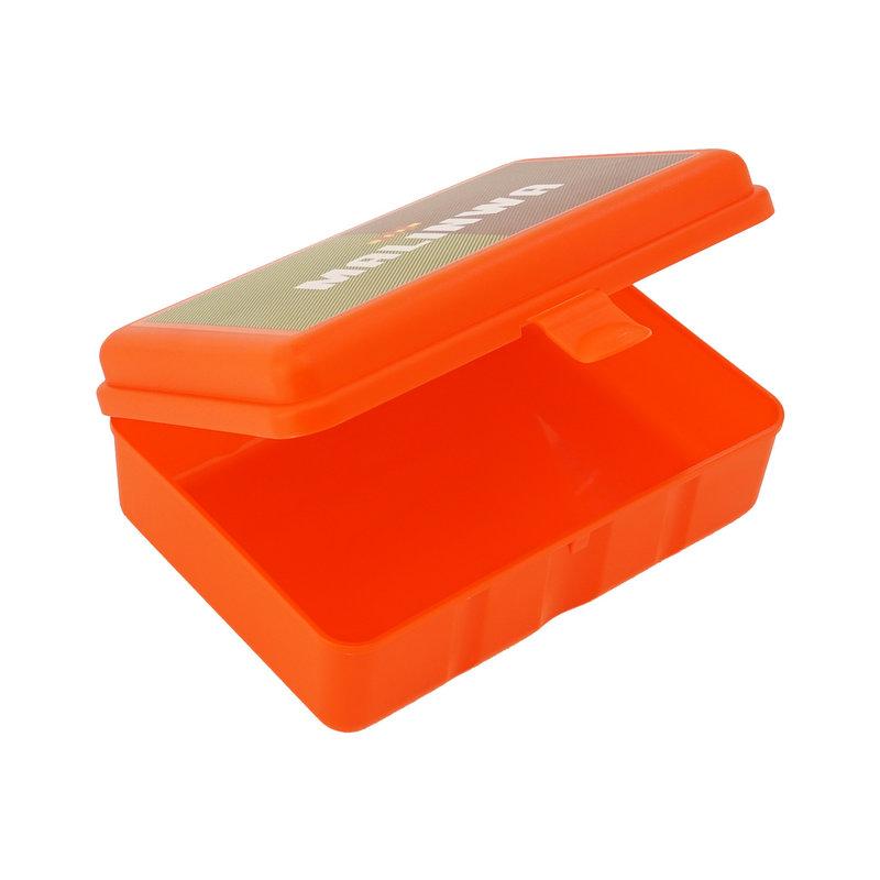 Topfanz Lunchbox rood MALINWA industrial - WKV