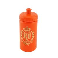 Topfanz Drink bottle red golden logo