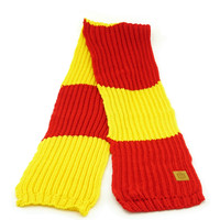 Topfanz Echarpe retro tricoté