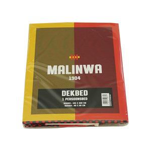 Dekbedovertrek Malinwa voor 1-persoonsbed