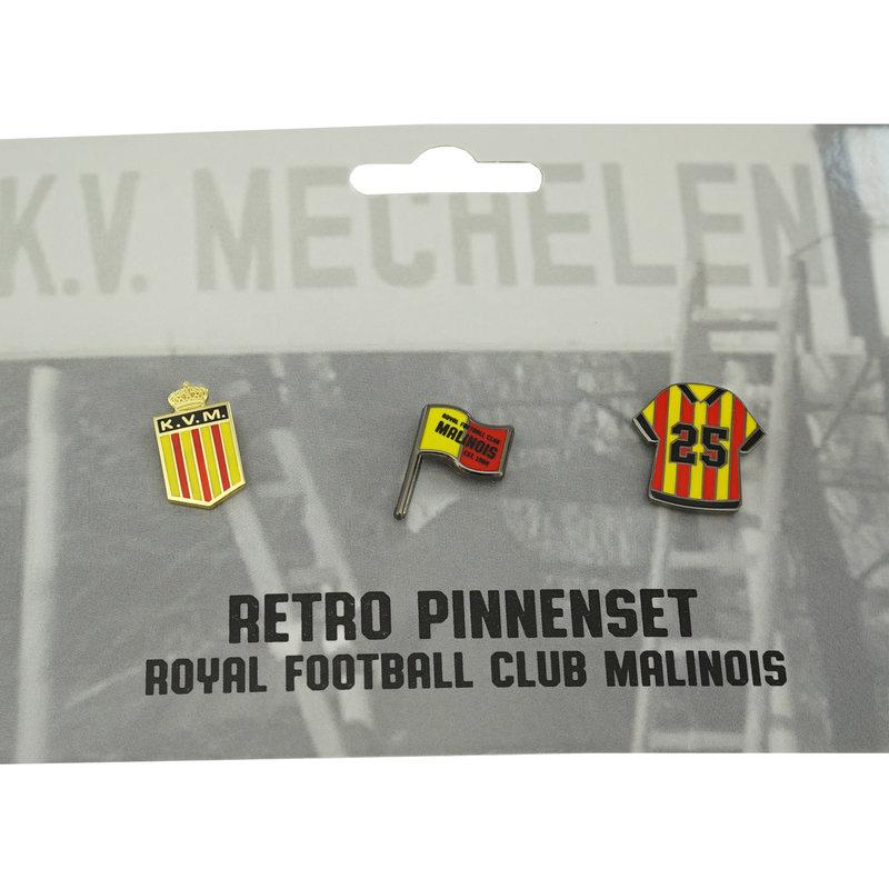 Topfanz Pinnenset retro - KVM