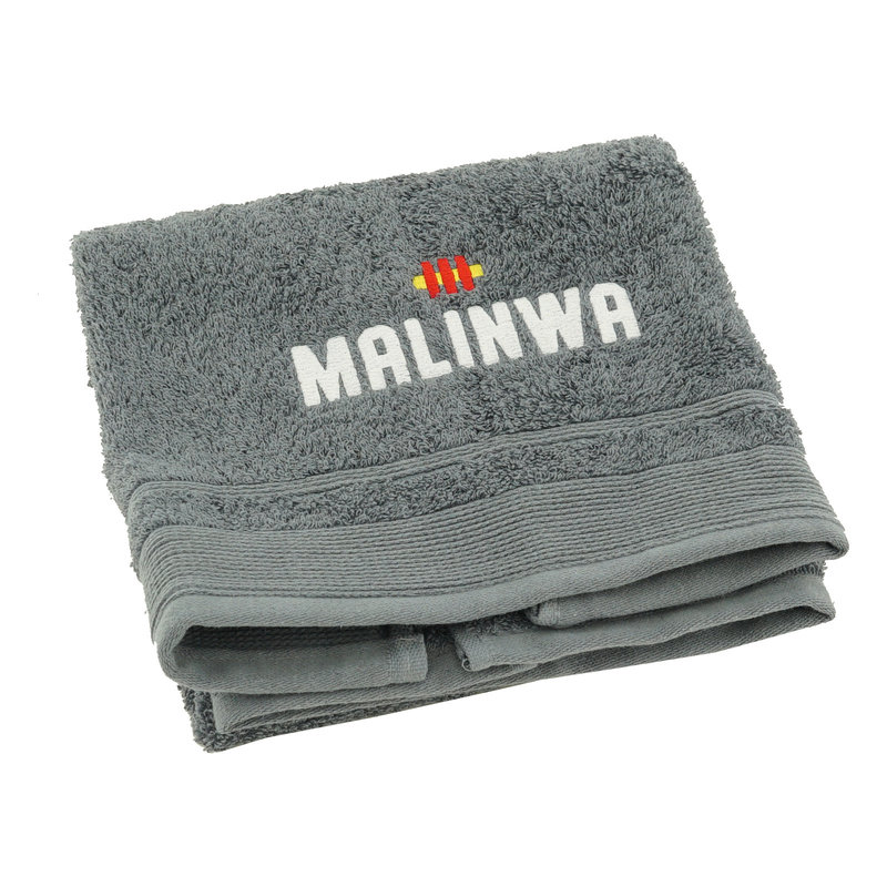 Topfanz Serviette gris Malinwa - L