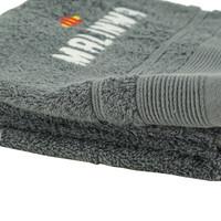 Topfanz Towel grey Malinwa - L
