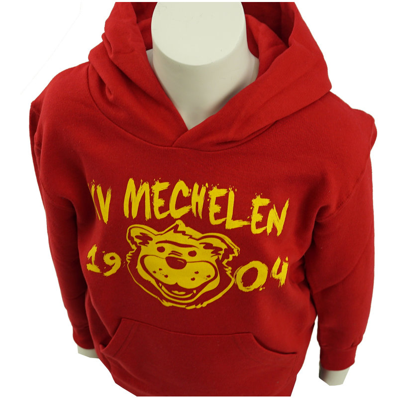 Topfanz Sweat ours jaune FC Malines