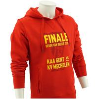 Topfanz Hoodie Bekerfinale rood