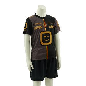 KVM Replica shirt 19-20 Black