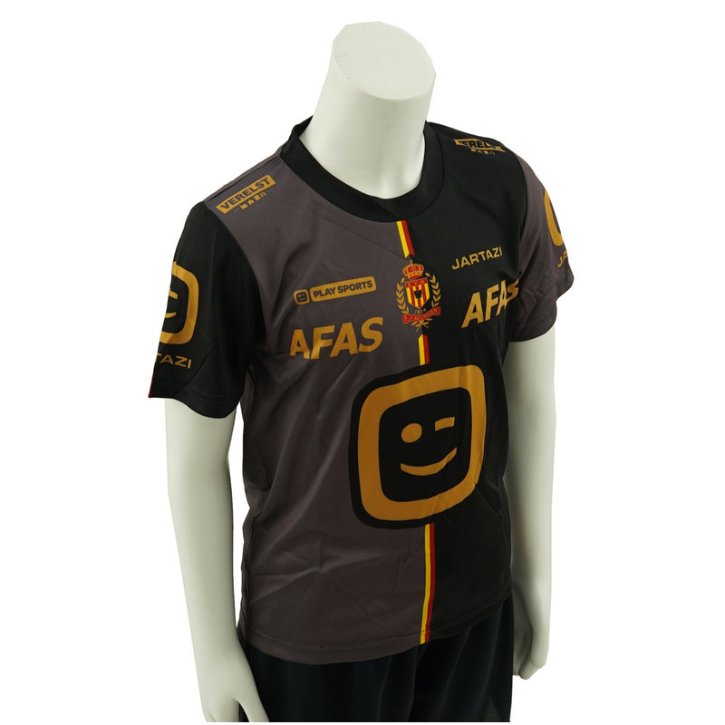 Jartazi KV Mechelen Shirt Kids - Black 2019/2020