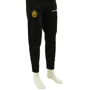 Poly tricot pant - zwart