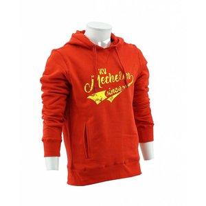 Sweatshirt rouge - KV Mechelen