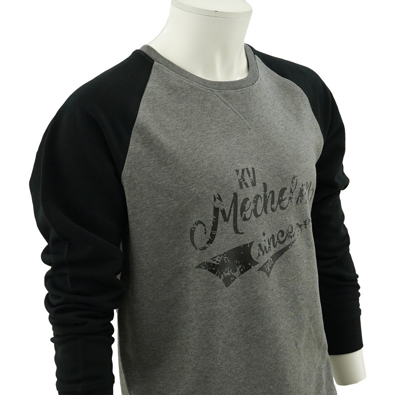 Topfanz Sweater tweekleurig - KVM