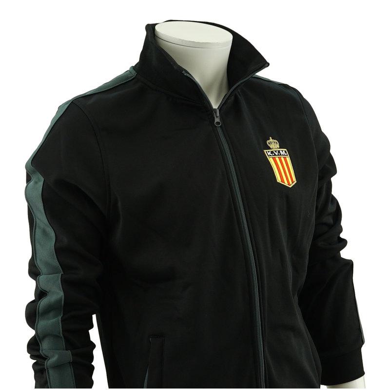 Topfanz Vest zwart retro KVM