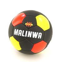 Topfanz Bal maat 5 zwart malinwa hekje - KVM