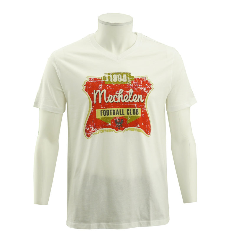 Topfanz White t-shirt KV Mechelen