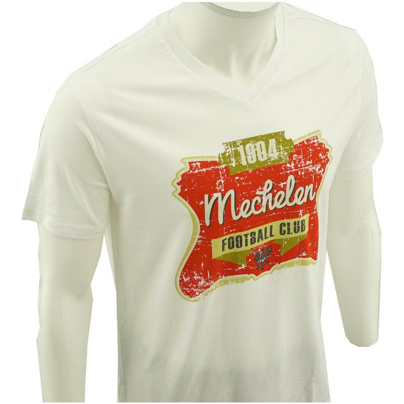 Topfanz T-shirt blanc FC Malines