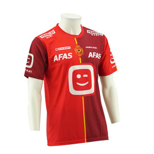 KVM Replica shirt 19-20 Red