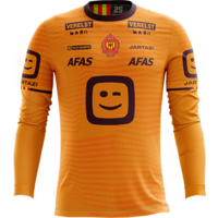 Jartazi KVM Replica shirt 20-21 Orange Kids