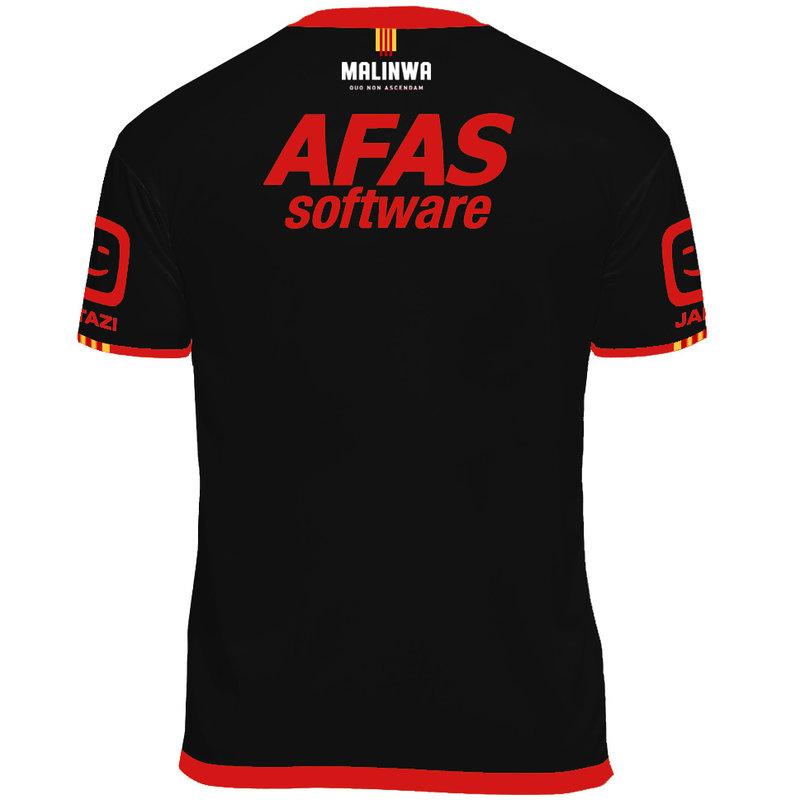 Jartazi KVM Replica shirt 20-21 Black/Red Kids