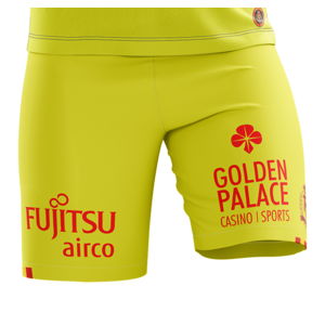 KVM Replica short 20-21 Fluo Yellow Kids