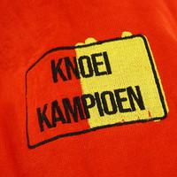 Topfanz Baby slabbetje Knoei Kampioen