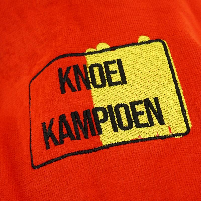 Topfanz Bébé bavet Knoei Kampioen