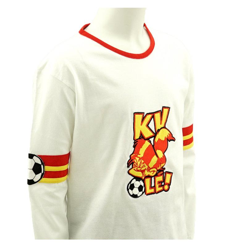Topfanz T-shirt KV ole wit