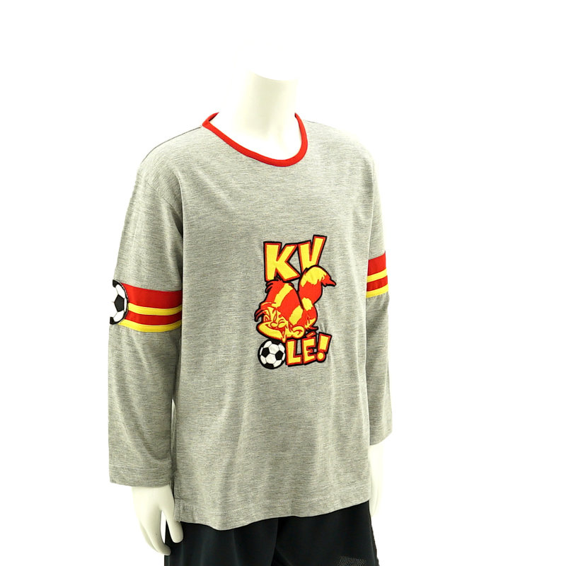 Topfanz Grey KV Ole t-shirt KV Mechelen