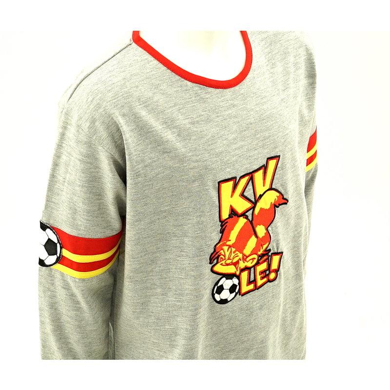 Topfanz T-shirt gris KV Ole FC Malines