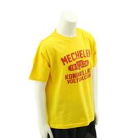 Topfanz Yellow t-shirt KV Mechelen