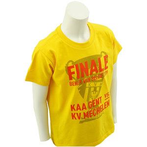 T-shirt cup final kids