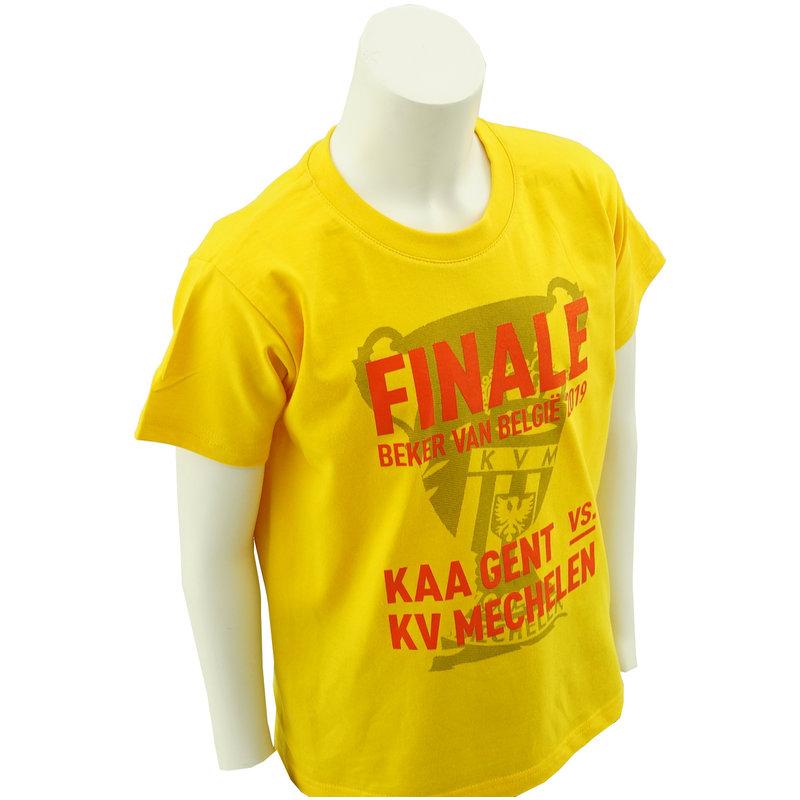 Topfanz T-shirt cup final kids