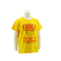 Topfanz T-shirt bekerfinale goud