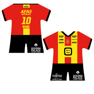 Mini kit seizoen 2020-2021