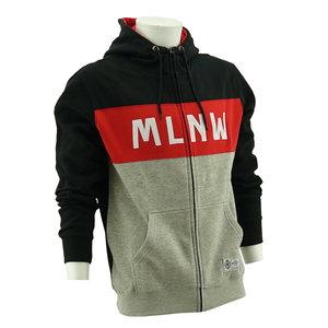 Zipped hoodie MLNW